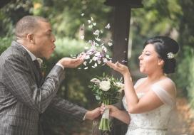 Adrian & Georgina Wedding Day Confetti